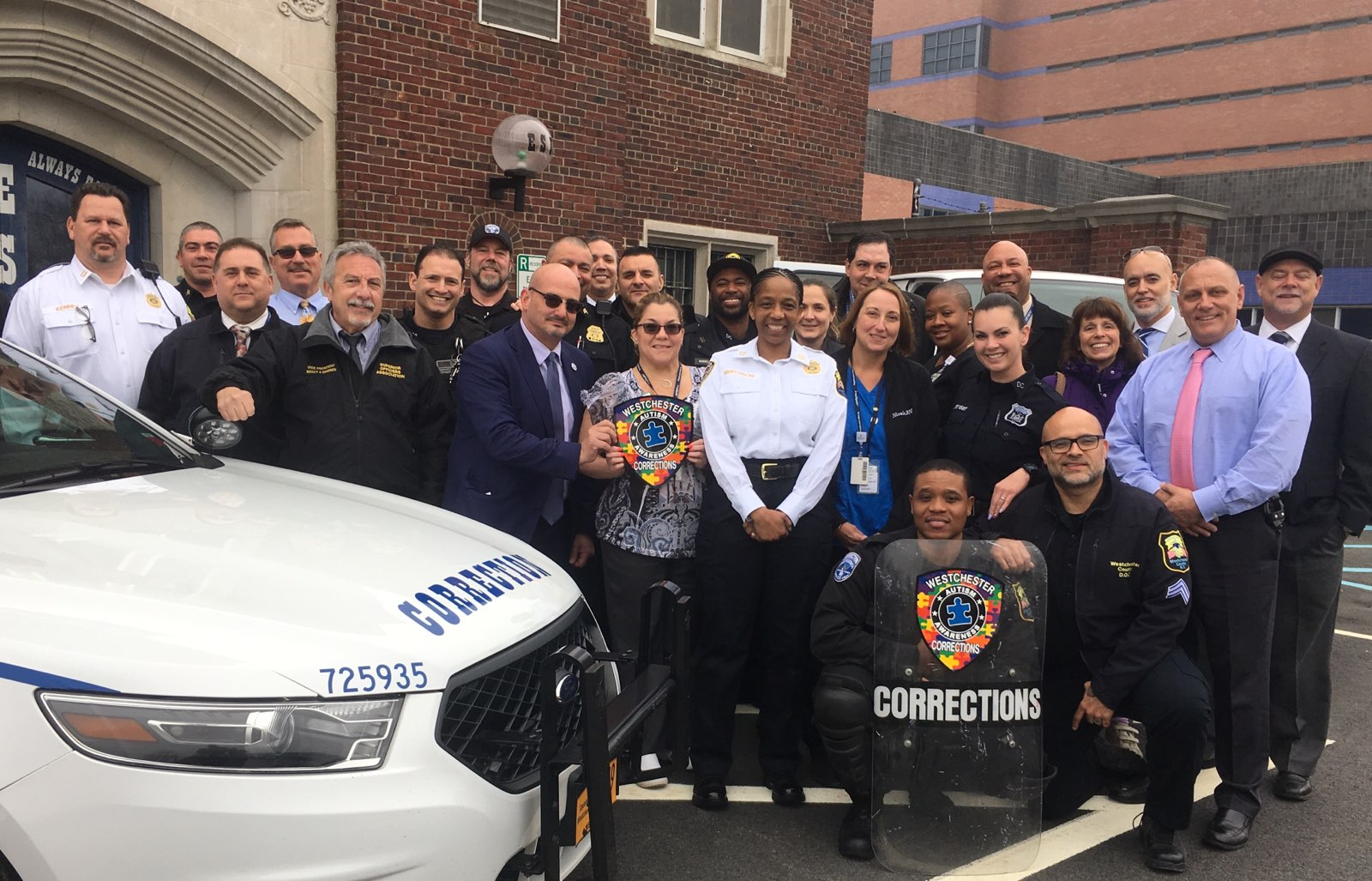 Autism Awareness Month: County Jail Staff Recognize Loved