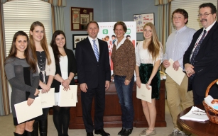 County launches holiday gift drive -- with the help of students from Eastchester HS