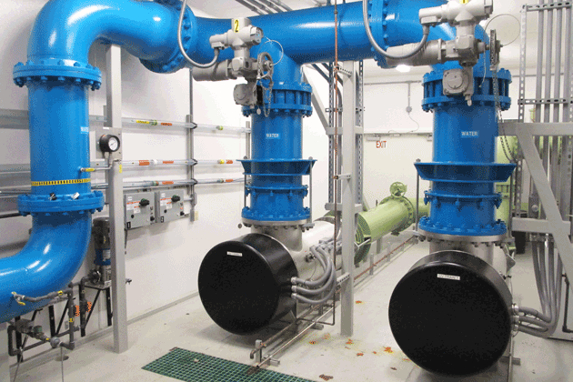 Two ultra-violet (UV) treatment systems for the county's Water District One have been recognized as 2017 Medium-Sized Project of the Year by the New York Section of the American Water Works Association