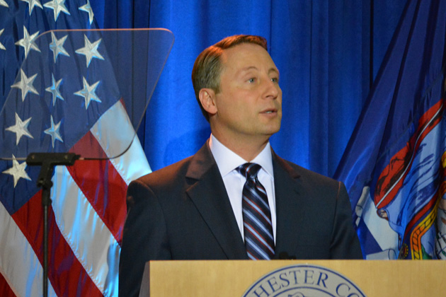 County Executive Robert P. Astorino, State of the County 2015
