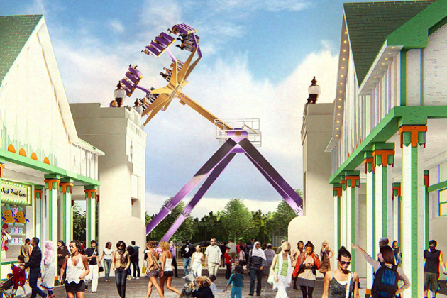 Playland Construction Schedule Finalized
