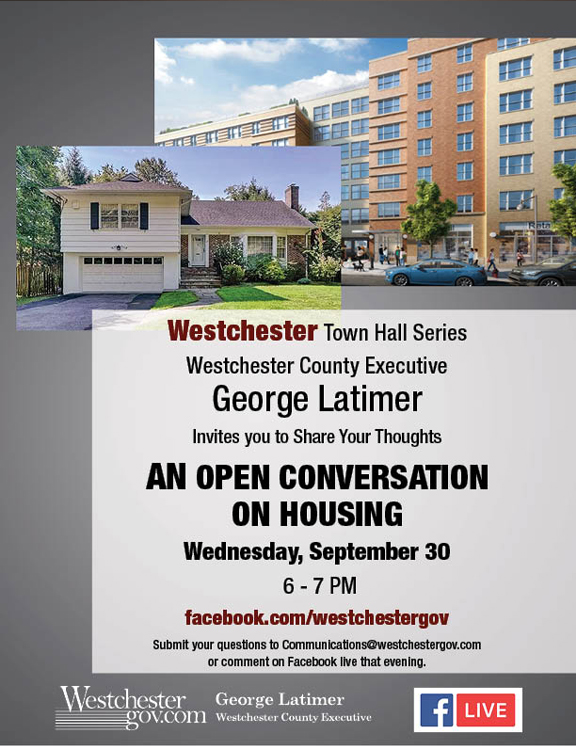 An Open Conversation On Housing