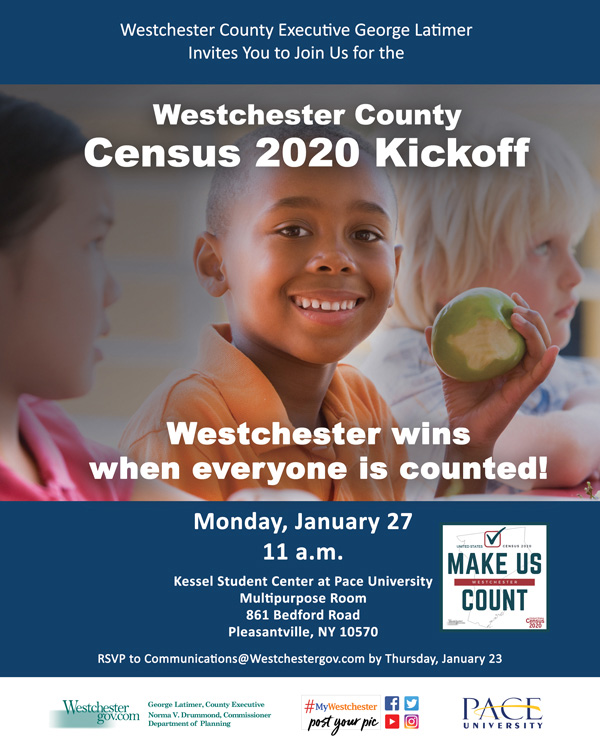 Contact communications@westchestergov.com to RSVP and for more information